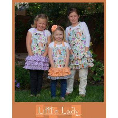 Little Lady Apron from Abbey Lane