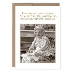 Shannon Martin Birthday Cards