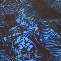 Anthology Batik 232Q leaves