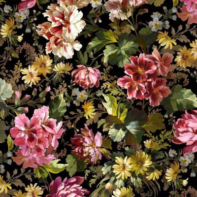 DCX9378 Black Splendidl Bouquet from Micheal Miller