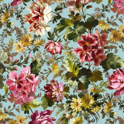 DCX9378 Splendid Bouquet from Michael Miller Fabrics