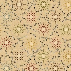 6235 44 Prairie Vine Wide Backing from Henry Glass Fabrics