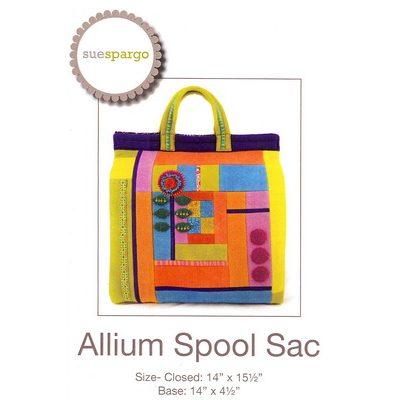 Sue Spargo Allium Bag