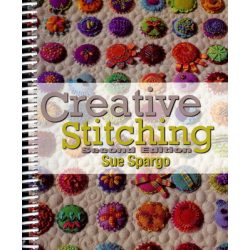 Sue Spargo's Books and Patterns