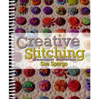 Sue Spargo Creative Stitching Book