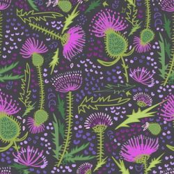 Y3064 16 Thistle Patch from Clothworks
